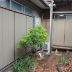 雨戸交換  古くなった雨戸を断熱タイプの雨戸に交換