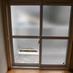 窓ガラスの防犯対策 防犯ガラスに交換工事 防犯ペアガラスを使用
