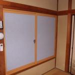 内窓取り付け工事 断熱・防音内窓 インプラス 和紙入りペアガラス仕様