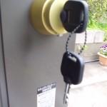 安心な防犯性の高い玄関ドア防犯合わせガラス セキュリティーサムターン