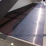 熱線カット・暑さ対策 テラス屋根 貼り替え工事