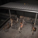 自転車・バイクの雨よけ サイクルポート