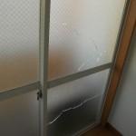 窓ガラスの交換工事 横浜 窓からリフォーム山装