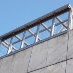 窓から省エネリフォーム  洗濯物干しテラス  サンルーム工事