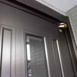 玄関ドアのリフォーム ドアのメンテンス  ドアクローザー交換