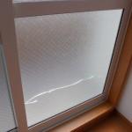 窓ガラス交換 防犯性の高いガラスに交換 防犯合わせガラス
