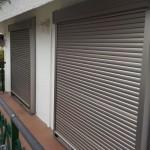 窓リフォーム シャッタ―工事 台風対策リフォーム