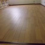 床の工事・フロアー貼り替え・クッションフロアー