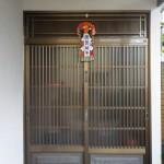 玄関ドアリフォーム 玄関引き戸リフォーム 壁を壊さない工事 リクシル・リシェント
