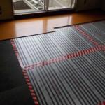 暖かい部屋 床暖房 窓断熱 エコで温かいリフォーム