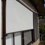 日よけ 窓からの直射日光を防ぐ 窓で節電かなり効果あり すだれ
