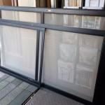 網戸 網戸はりかえ 窓から風を採りいれる  窓リフォーム