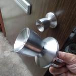 ドア鍵交換 握り玉交換 ドア部品交換