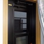 リフォーム ドア取付 採風ドアに交換 一日で工事完了
