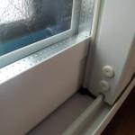 窓のリフォーム  断熱二重窓  結露対策のリフォーム インプラス取付け