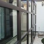 サンルーム 庭のスペース活用 防犯対策
