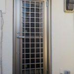 玄関ドアリフォーム 勝手口ドアの交換 リシェントでリフォーム