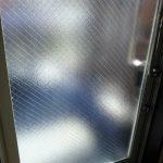ガラス工事 割れたガラス交換 玄関ドアのガラス交換