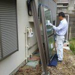シャッター工事 窓の防犯対策 リフォームシャッター取り付け