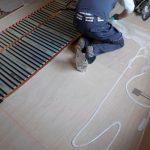 床暖房 内装リフォーム 床暖房で安心リフォーム