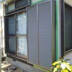 窓の交換  防犯ガラスで窓リフォーム 横浜窓リフォーム山装