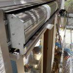 シャッター工事 窓シャッター取り付け 新築の場合