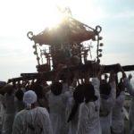 横須賀長井 漁師町よみがえる夏祭り 60年ぶり復活の大祭
