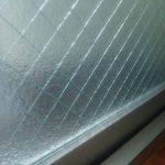 窓ガラス交換 網入りガラス交換 ベランダの窓ガラス・熱割れ