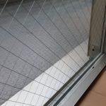 ガラス交換工事